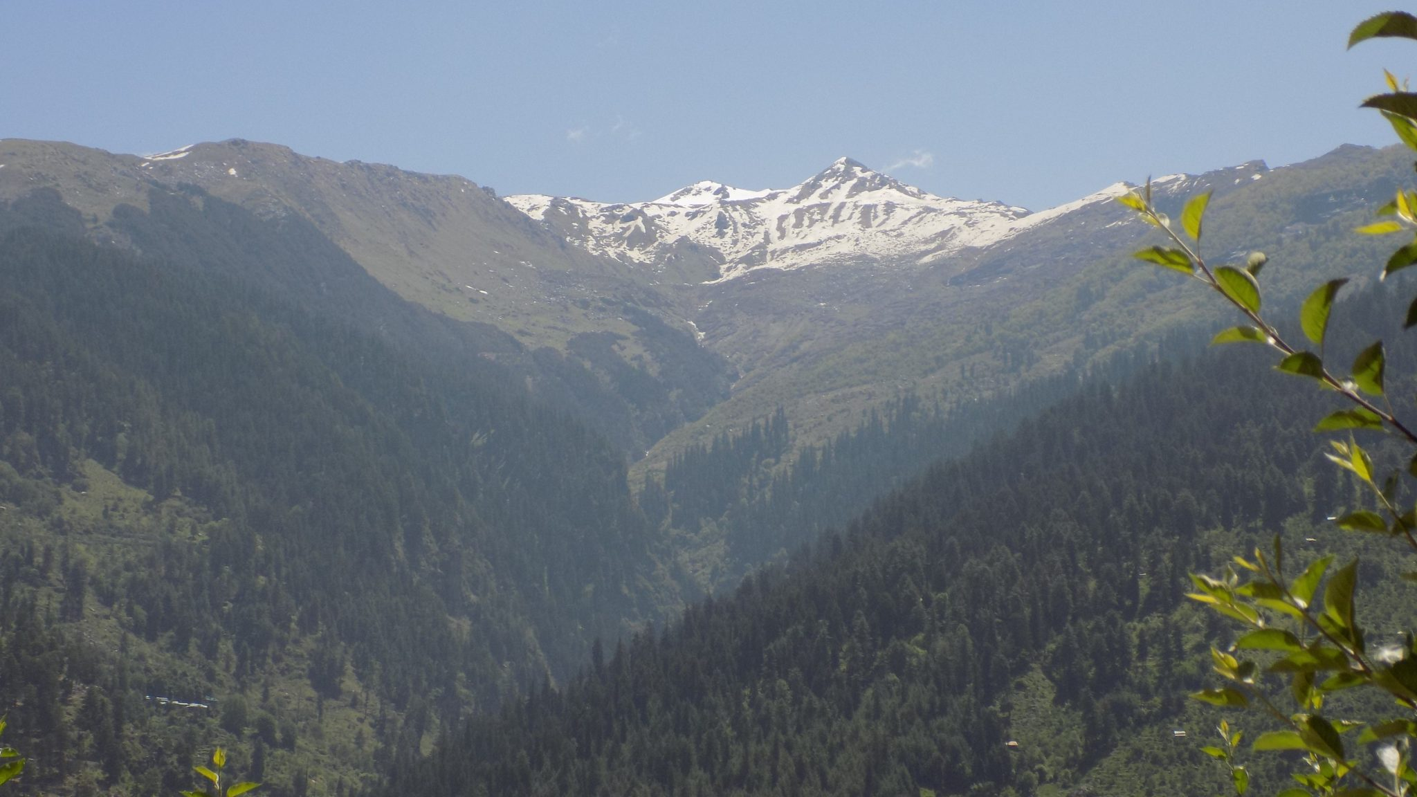 Manali, A honeymoon gateway